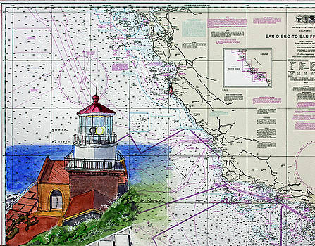 Point Sur Light Station by Mike Robles