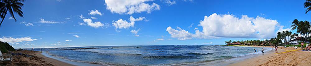 Sandra Sigfusson - Poipu Beach