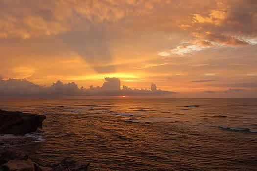 Poipu Sunrise by Erik Barker