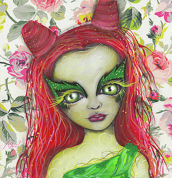Abril Andrade Griffith - Poison Ivy