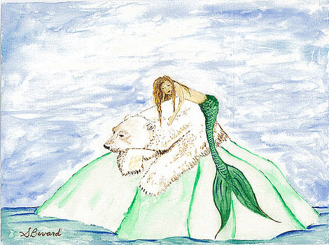 Polar Bear and Me by Sarah Bevard