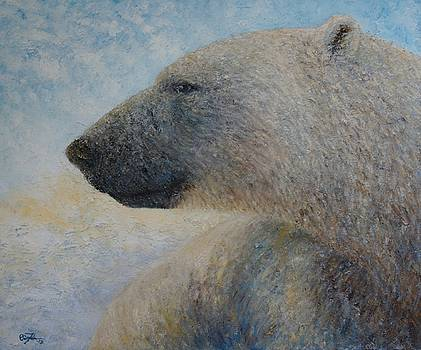Polar Bear by Elin Johnsen