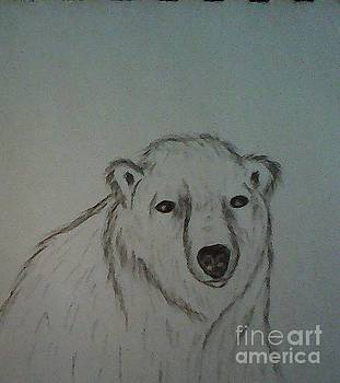 Polar Bear by Ginny Youngblood