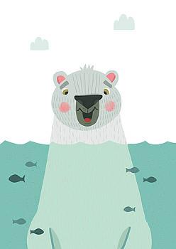 Polar Bear by Nicole Wilson