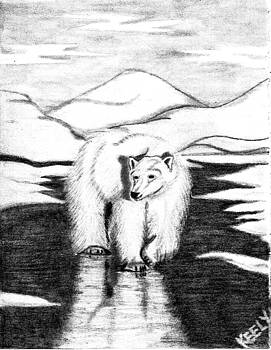 Polar Bear by Wendy Keely