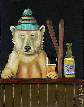 Leah Saulnier The Painting Maniac - Polar Beer
