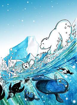 Polar Fun by Luis Peres