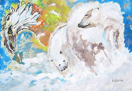 Polar Mom by Barbara Pearston
