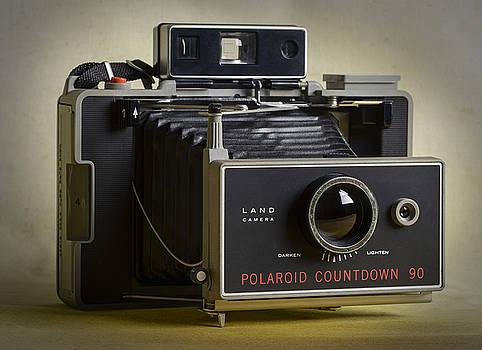 Polaroid Countdown 90 Vintage Camera by Art Whitton