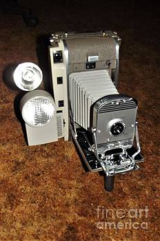 Polaroid Land Camera Model 800                Collection           Indiana by Rory Cubel