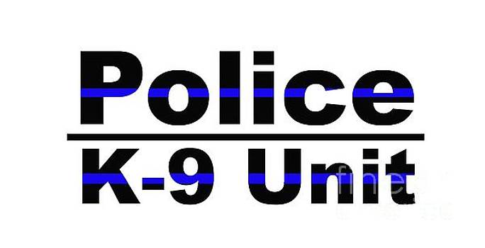 Police K9 Unit by Mark Moore