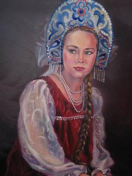 Polina by Ekaterina Pozdniakova