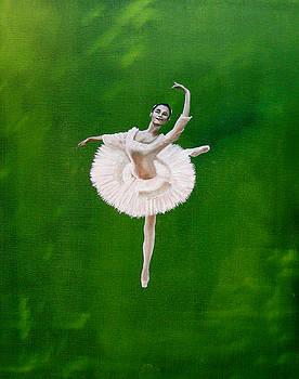 Polina Semionova by Ivan Rijhoff