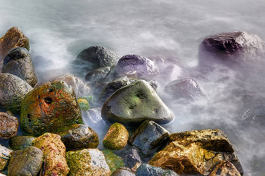 Polished Rocks by Christopher Francis