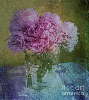 Polite Peonies by Alexis Rotella
