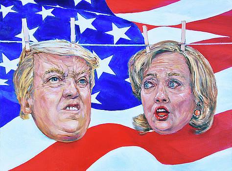 Political Hangups by Steven Boone