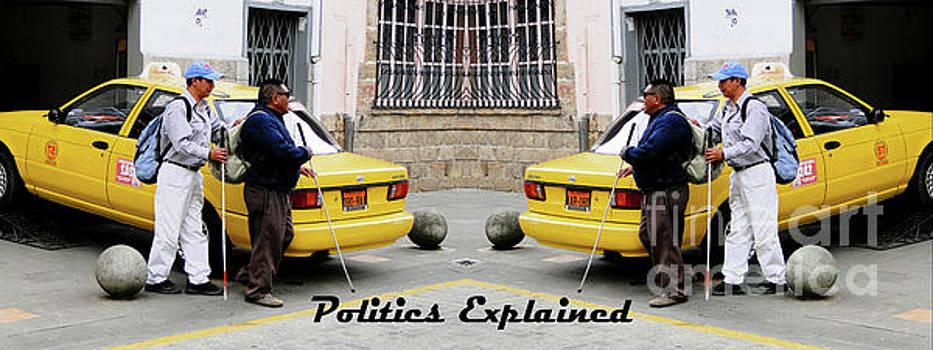 Politics Explained by Al Bourassa