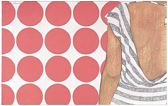 Polka Dot Disco IV by Judith Sturm