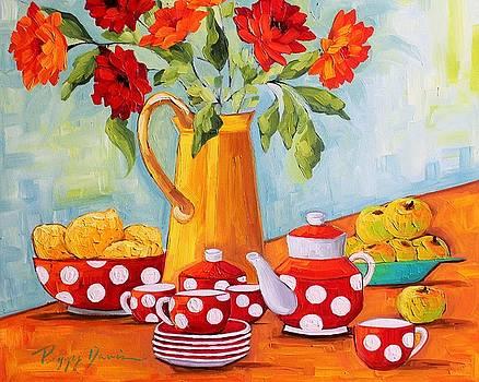 Polka Dots by Peggy Davis
