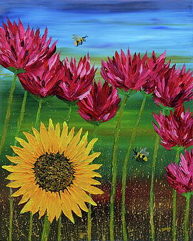 Pollen Patrol by David King Johnson