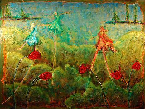 Pollination by Marabeth Quin