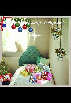 Polly's Christmas by Agnes V