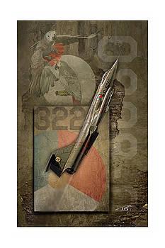 Pollys Zipper by Peter Van Stigt
