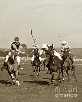 California Views Mr Pat Hathaway Archives - Polo game at Del Monte, Aiden Roark, Cecil Smith, Willie Tevis,