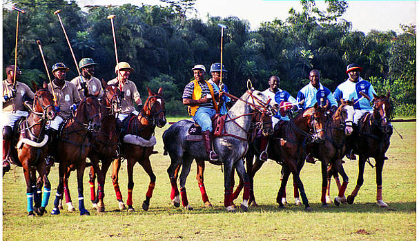 Muyiwa OSIFUYE - Polo Riders