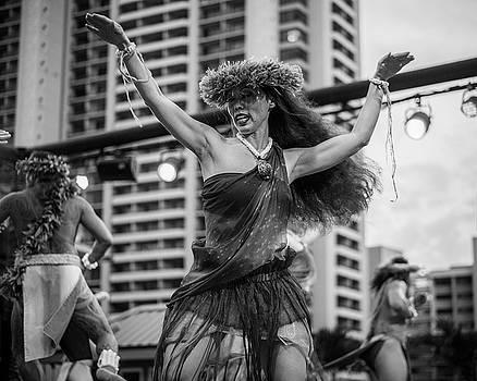 Polynesian Luau by Ray Devlin