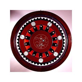 Pomba Gira Mandala by Richard Spaulding