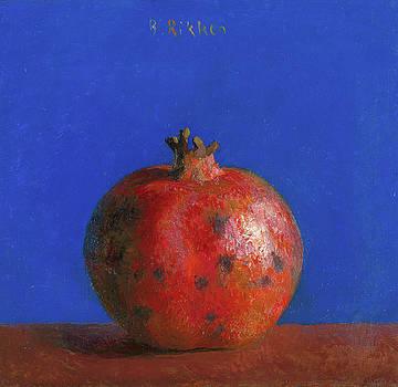 Pomegranate by Ben Rikken