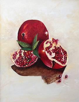 Pomegranate  by Chuck Gebhardt