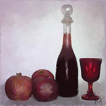Pomegranate Juice by Jude Reid
