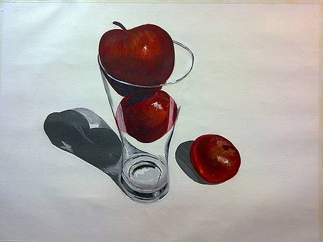Pomes I Vidre Unfinished by Xavier Florensa