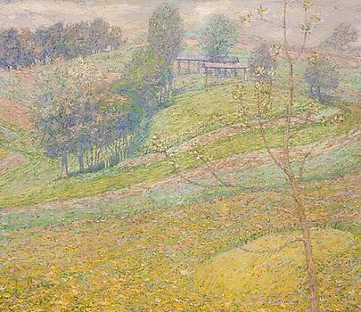 Pomlad 1903 by Grohar Ivan