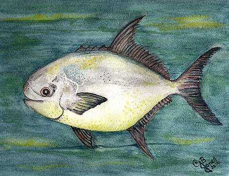 Pompano Bob by Chris Bajon Jones