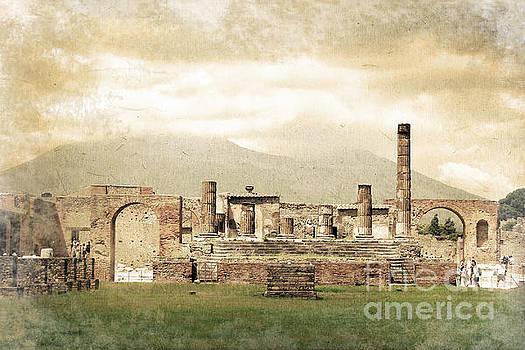 Delphimages Photo Creations - Pompeii forum