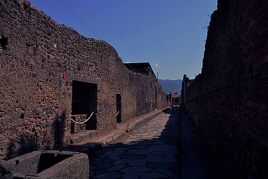 Pompeii Street by Tim Stringer