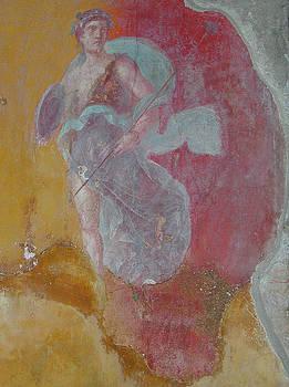 Leslie Brashear - Pompeiian Fresco