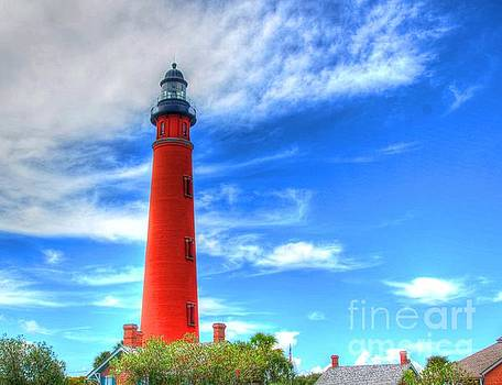 Ponce de Leon Inlet Lighthouse by Debbi Granruth