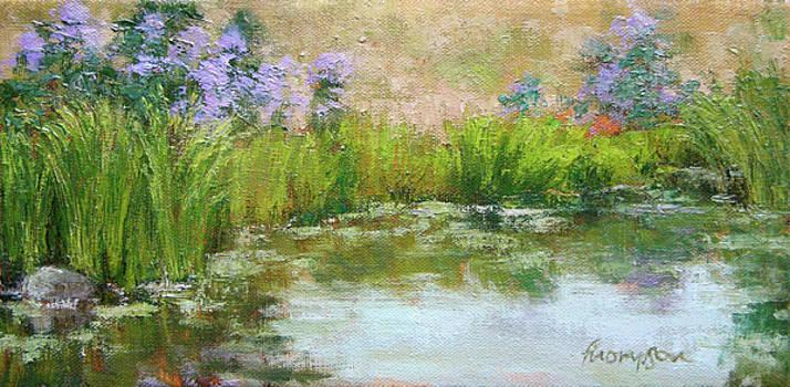 Pond's Edge 2 by Tracie Thompson