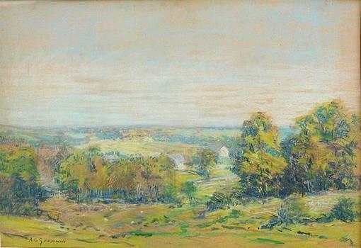 Ponkapoag by Arthur Clifton Goodwin