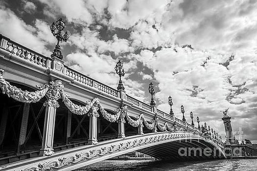 Delphimages Photo Creations - Pont Alexandre III in Paris