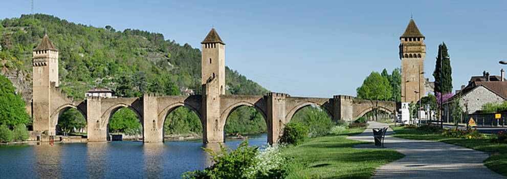 RicardMN Photography - Pont Valentre in Cahors