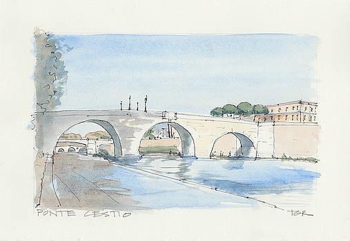 Thomas Rankin - Ponte Cestio