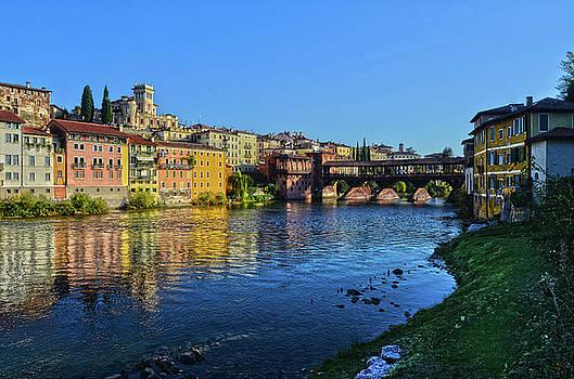 Ponte degli Alpini by Spade Photo