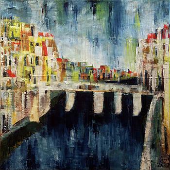 Ponte di Mezzo,1 by Ingrid Knaus
