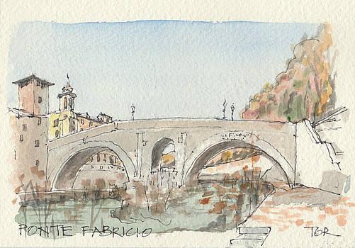 Thomas Rankin - Ponte Fabricio