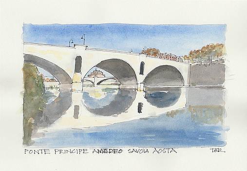 Thomas Rankin - Ponte Principe Amedeo